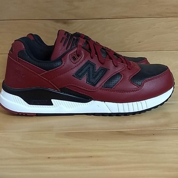 9c69199e7b1ba New Balance Shoes | 530 Burgundy Maroon Running Shoe | Poshmark